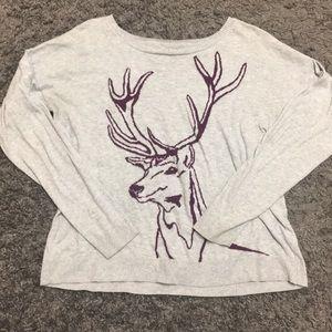 Women's Bass Deer Sweater